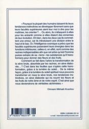 Oeuvres Completes T.2 ; L'Alchimie Spirituelle - 4ème de couverture - Format classique