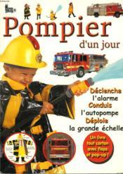 Pompier D'Un Jour - Couverture - Format classique