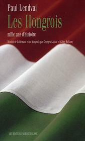 Les hongrois - Intérieur - Format classique