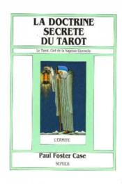 La doctrine secrete du tarot - Couverture - Format classique