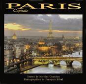 Paris capitale - Couverture - Format classique