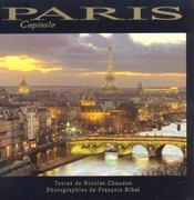 Paris capitale - Intérieur - Format classique