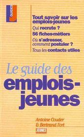 Les conseils t.243 ; le guide des emplois-jeunes - Intérieur - Format classique
