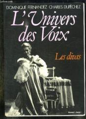 L Univers Des Voix. Les Divas. - Couverture - Format classique