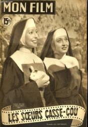 Mon Film N° 258 - Les Soeurs Casse-Cou - Couverture - Format classique