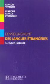 Collection f - l'enseignement des langues etrangeres (hors serie)  - Louis Porcher