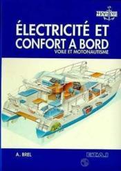 Electricite Et Confort A Bord - Couverture - Format classique