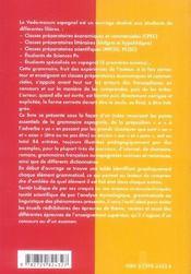Vade-macum - 4ème de couverture - Format classique
