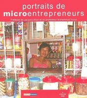 Vente livre :  Portrait de microentrepreneurs  - Collectif - Jacques Attali - Collectif/Attali