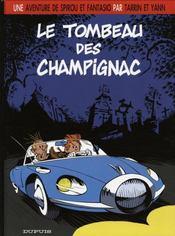 Une aventure de Spirou et Fantasio t.3 ; le tombeau des Champignac - Intérieur - Format classique