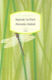 Mamzelle libellule - Couverture - Format classique
