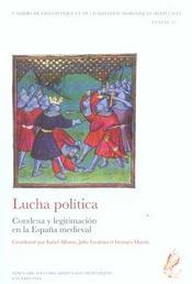 Lucha politica - annexe 16 cahiers de linguistique et de civilisation hispaniques medievales - Intérieur - Format classique