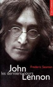 John Lennon ; les derniers jours - Couverture - Format classique
