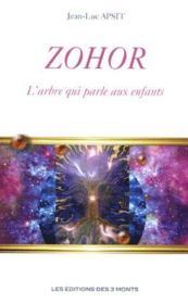 Zohor, l'arbre qui parle aux enfants - Couverture - Format classique