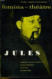 Femina -Theatre - Jules - Couverture - Format classique