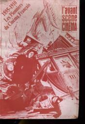L'Avant-Scene Cinema N°334 - 1895-1910, Les Pionniers Du Cinema Francais... - Couverture - Format classique