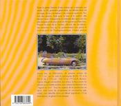 La Citroën de mon père t.1 ; 1955-1967 - 4ème de couverture - Format classique