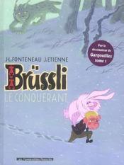 Brüssli t.1 ; le conquérant - Intérieur - Format classique