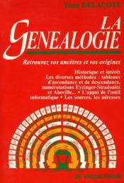 La Genealogie - Couverture - Format classique