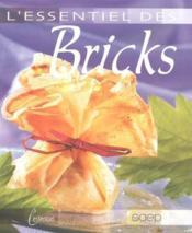 L'essentiel des bricks - Couverture - Format classique