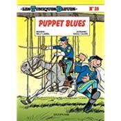 Les tuniques bleues t.39 ; puppet blues - Couverture - Format classique