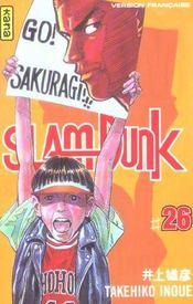 Slam Dunk T26 - Intérieur - Format classique