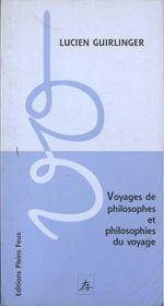 Voyages De Philosophies Et Philosophies De Voyages - Intérieur - Format classique