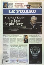 Figaro (Le) N°20776 du 20/05/2011 - Couverture - Format classique