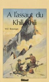 A l'assaut du khili khili - Couverture - Format classique