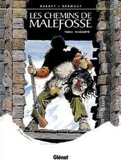 Les chemins de Malefosse t.6 ; Tschaggatta - Couverture - Format classique