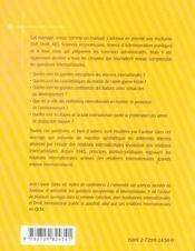 Relations Internationales 2e Edition - 4ème de couverture - Format classique