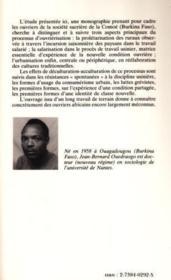Dieux Catholiques Au Bresilanthropologie Religieuse... - 4ème de couverture - Format classique