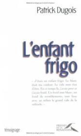 L'Enfant Frigo - Couverture - Format classique