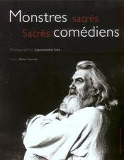 Monstres Sacres, Sacres Comediens - Intérieur - Format classique