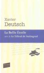 Belle Etoile-Le Tilleul De Stalingrad (La) - Couverture - Format classique