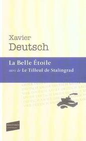 Belle Etoile-Le Tilleul De Stalingrad (La) - Intérieur - Format classique