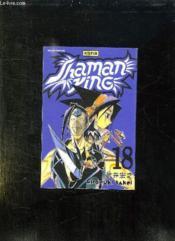 Shaman King T18 - Couverture - Format classique