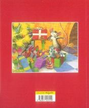 Joyeux Noël, petite souris ! - 4ème de couverture - Format classique