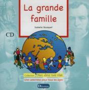 La grande famille - Couverture - Format classique