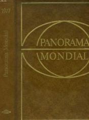 Panorama Mondial, Encyclopedie Permanente. 1977. - Couverture - Format classique