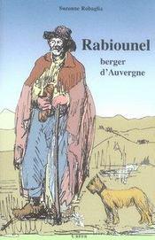 Rabiounel berger d'auvergne – Suzanne Robaglia