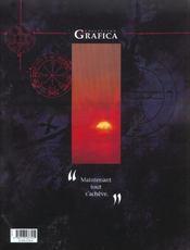 Le troisième testament t.4 ; Jean ou le jour du corbeau - 4ème de couverture - Format classique