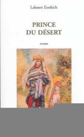 Prince Du Desert - Couverture - Format classique