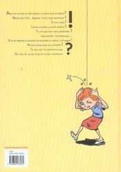 Marzi t.2 ; sur la terre comme au ciel - 4ème de couverture - Format classique