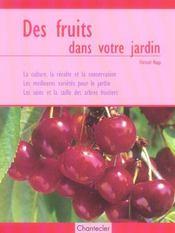 Des Fruits Dans Votre Jardin - Intérieur - Format classique