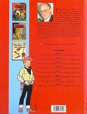 Chick Bill ; intégrale t.1 - 4ème de couverture - Format classique