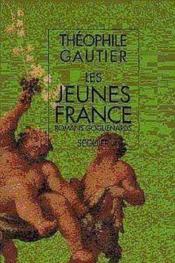 Jeunes France (Les) - Romans Goguenards - Couverture - Format classique