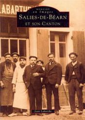 Salies-de-Béarn et son canton - Couverture - Format classique