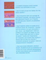 Et Si J'Apprenais T.4 ; Le Pastel - 4ème de couverture - Format classique