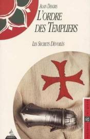 Ordre Des Templiers - Couverture - Format classique